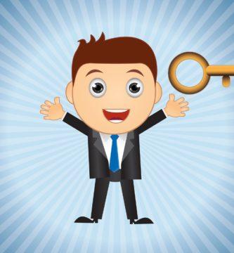 la llave para salir de infocorp